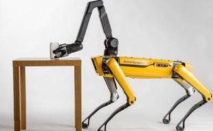 Boston Dynamics commercialise son chien-robot