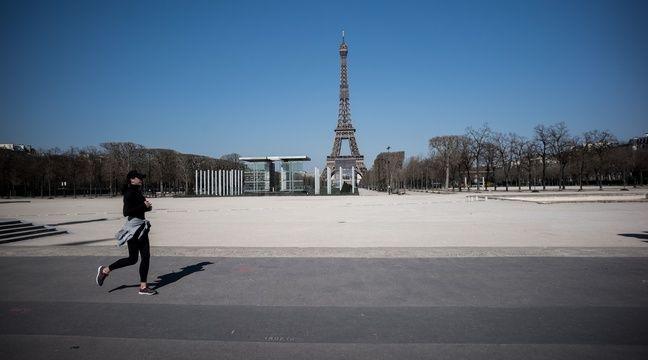 Un quart de la population parisienne a quitté la ville