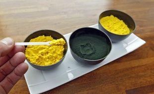 Des farines à base de microalgues fabriquées par l'industriel de l'agroalimentaire nordiste Roquette.