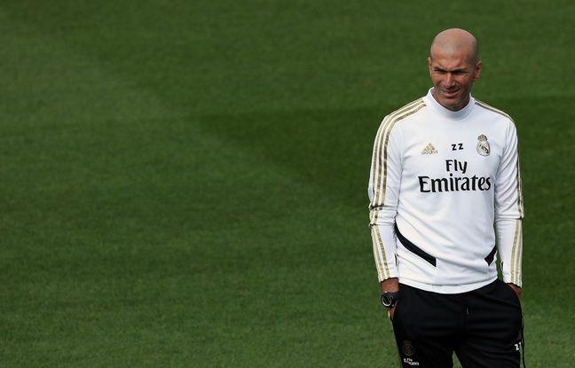 Real Madrid: «Je me sens solide», assure Zidane après la claque reçue à Paris
