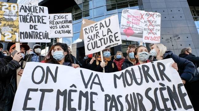 Cinés, musées… Les lieux culturels, majoritairement fermés en Europe ?