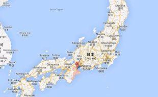 La préfecture de Mie, au Japon.
