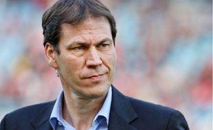 Rudi Garcia a dit sa façon de penser à ses joueurs après la défaite à Monaco.