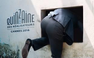 L'Affiche de la Quinzaine des réalisateurs en 2014