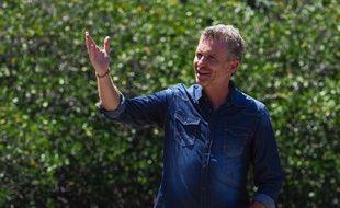 Denis Brogniart, animateur de «Koh-Lanta».