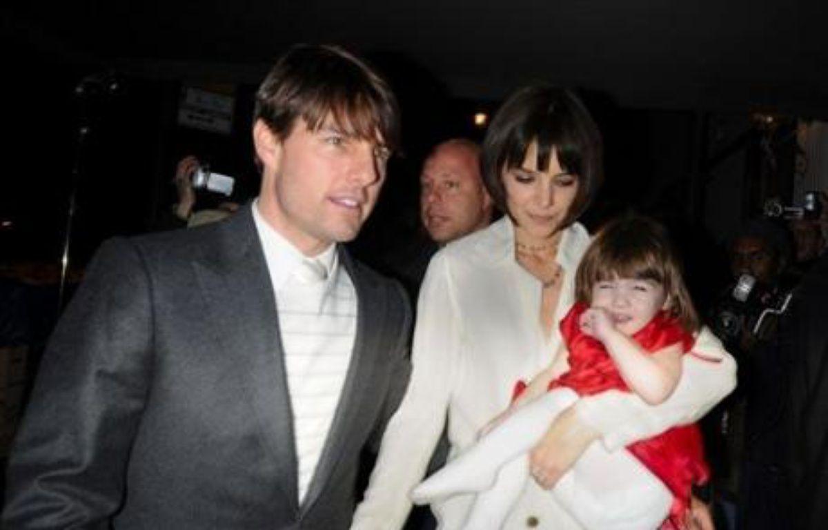 Une biographie explosive et non autorisée de la vedette hollywoodienne Tom Cruise est parue mardi aux Etats-Unis, en dépit de protestations véhémentes et de démentis apportés par l'Eglise de Scientologie aux allégations les plus alarmantes. – Arnaldo Magnani AFP/GETTY IMAGES/Arch.