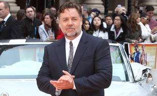 L'acteur Russell Crowe