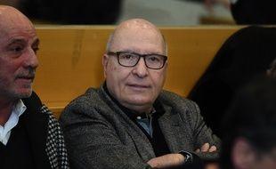 Jacques Cassandri lors de son procès en 2018
