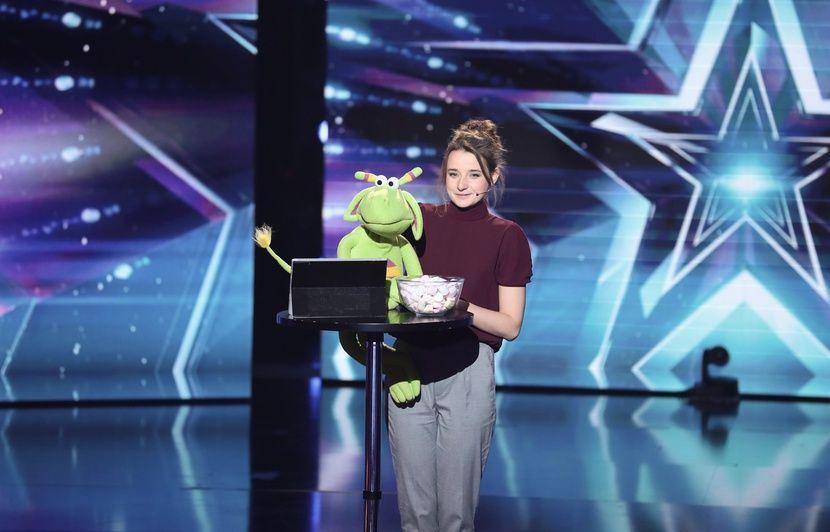 « La France a un incroyable talent » : La jeune ventriloque Le Cas Pucine remporte le concours