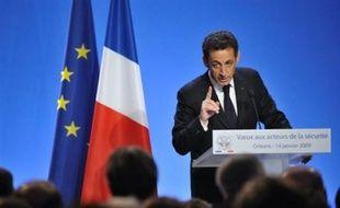 Les voeux de Nicolas Sarkozy aux partenaires sociaux, à 10 jours d'une journée nationale de mobilisation des syndicats, seront au centre d'une semaine sociale marquée aussi par la décision de la CFE-CGC de se joindre ou non à la CFDT pour signer l'accord sur l'assurance chômage.