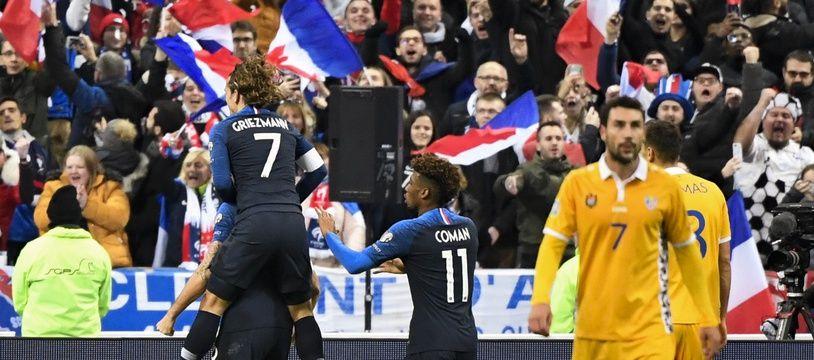Sur péno, Giroud a offert la victoire aux Bleus contre la Moldavie.