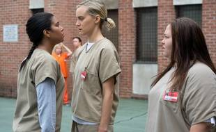 Image extraite de la saison 4 «d'Orange is the new black»