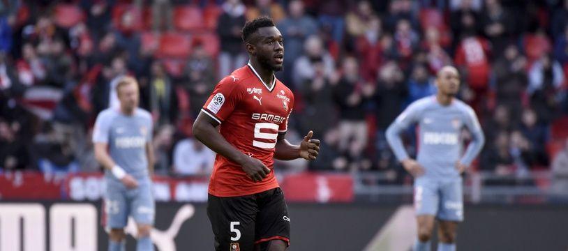 Le défenseur du Stade Rennais Joris Gnagnon a signé au FC Séville.