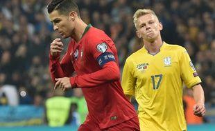 Cristiano Ronaldo a inscrit son 700e but en carrière face à l'Ukraine.