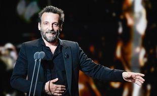 L'acteur et réalisateur Mathieu Kassovitz.