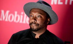 Los Angeles, le 10 novembre. Le musicien Will.I.Am. Photo : Richard Shotwell/Invision/AP