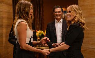 Comment ça va fait plaisir de retrouver Jennifer Aniston et Reese Witherspoon dans la saison 2 de « The Morning Show » (c'est bon, je souris assez ah ah)