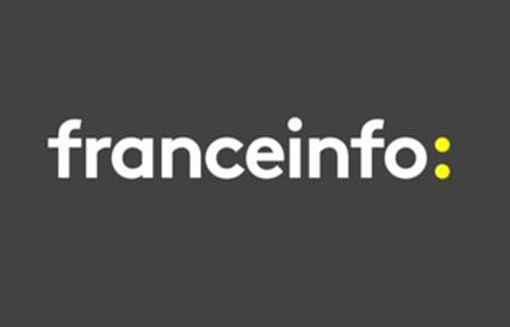 Logo de la chaîne France Info