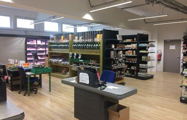 Le supermarché a l'ambition de proposer 3.000 références à terme contre 1.400 aujourd'hui.