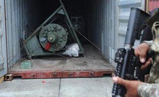 Des experts de l'ONU viendront bientôt inspecter le bateau nord-coréen arraisonné par Panama et dans lequel ont été découverts des missiles, a confirmé un diplomate américain jeudi.