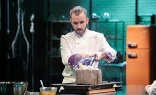Baptiste, candidat de la saison 12 de « Top Chef »