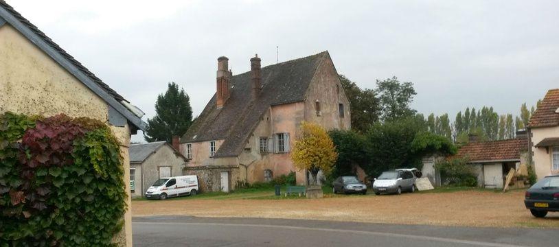La commune de Courville-sur-Eure (Eure-et-Loir).
