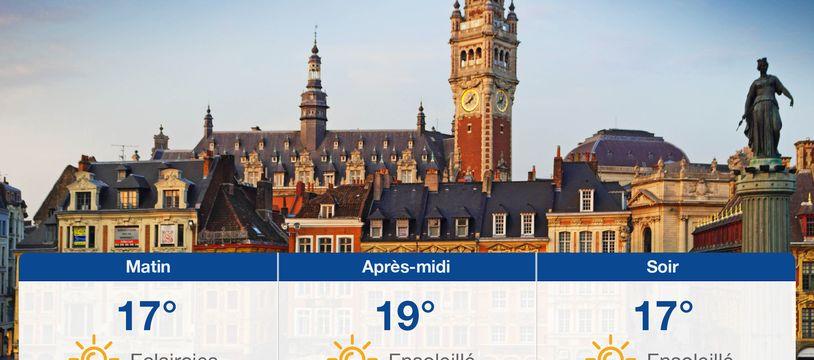 Météo Lille: Prévisions du samedi 11 juillet 2020