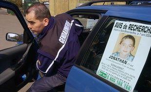 Jonathan Coulom a été enlevé dans un centre de vacances en 2004