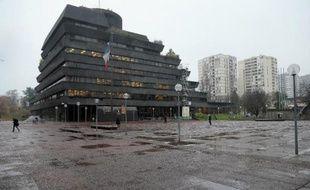 Le 3 décembre 2012 la préfecture de Seine-Saint-Denis à Bobigny