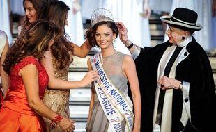 Miss Picardie a été élue Miss Prestige National 2016 samedi en Alsace.