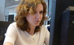 Nathalie Kosciusko-Morizet, candidate à la mairie de Paris