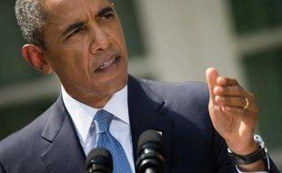 Barack Obama a déclaré samedi qu'il avait pris la décision de principe de frappes contre le régime syrien mais demandé au Congrès de donner son feu vert à une telle opération, éloignant la perspective d'une intervention américaine à court terme.