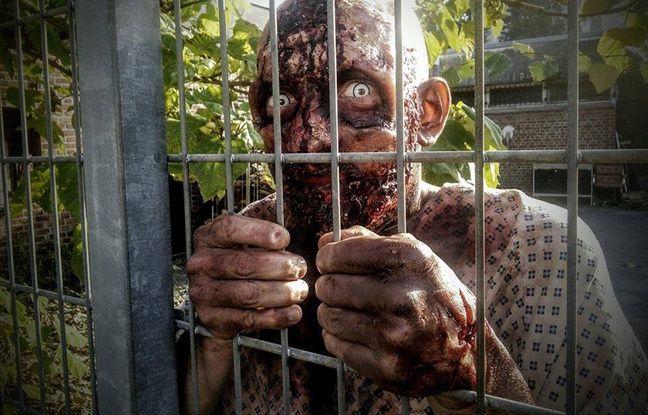 Un zombie réalisé par Pascal Draperi.