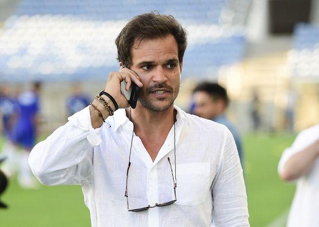 Admar Lopes, le nouveau directeur technique des Girondins.
