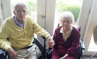 Le couple d'amoureux a soufflé ses 100 bougies et célébré ses 76 ans de mariage.