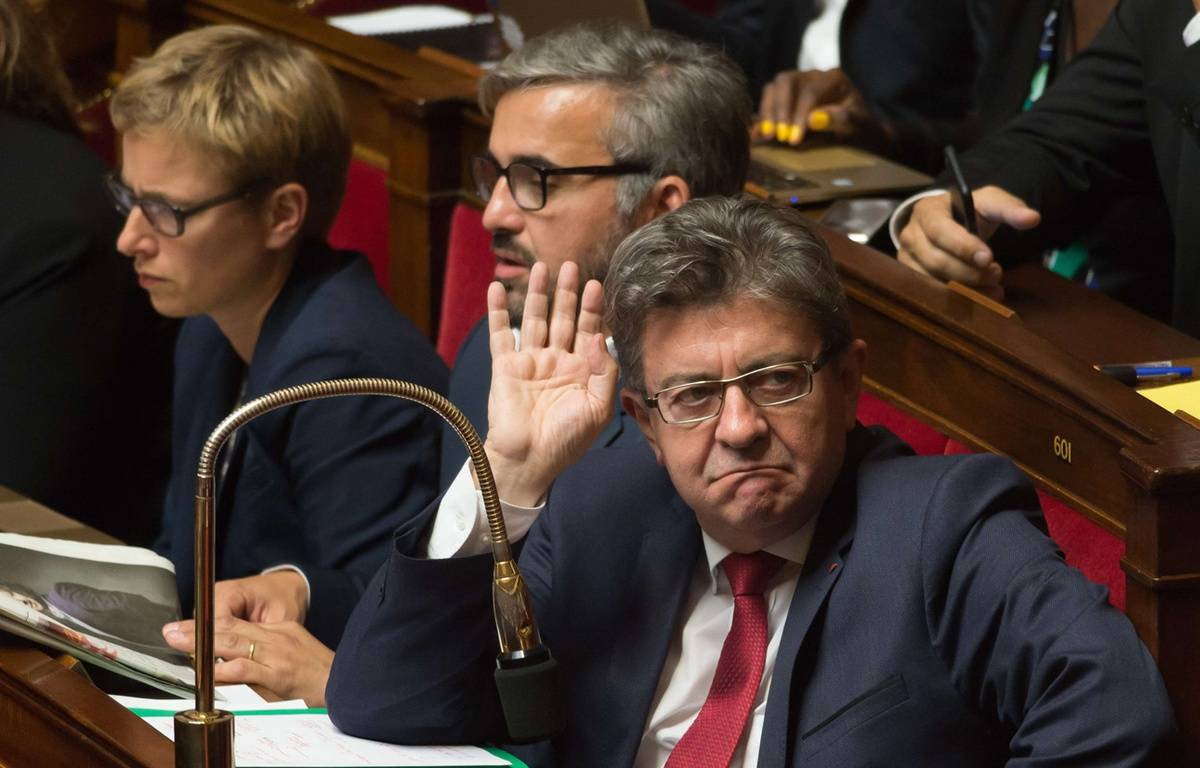 «Le Media citoyen» ou «télé-Mélenchon»? – Jacques Witt / Sipa/SIPA