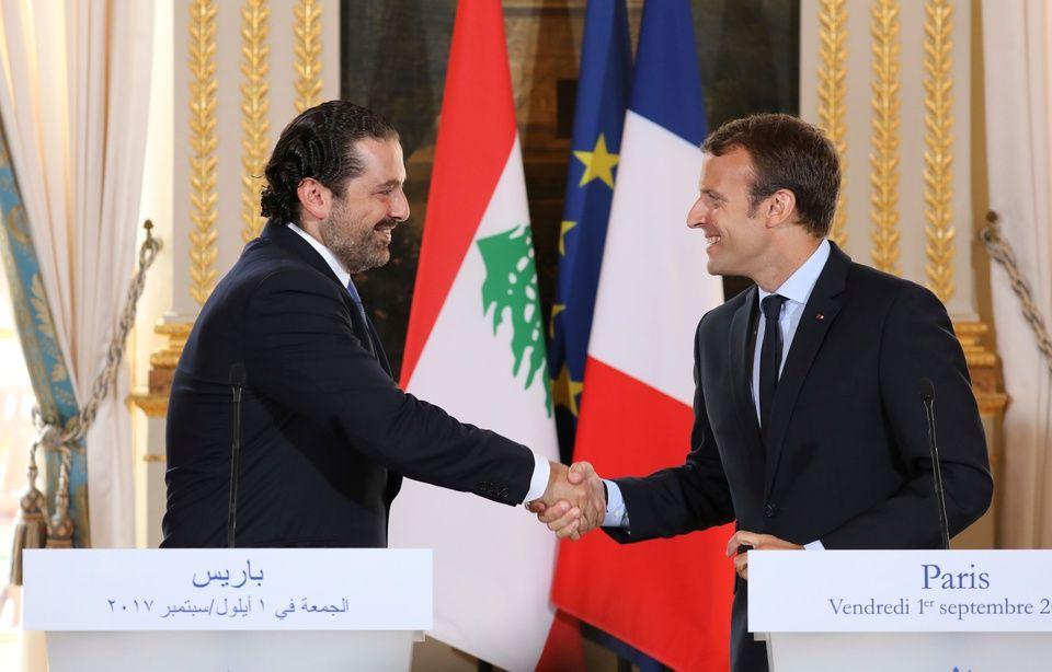 Le Premier ministre libanais démissionnaire Saad Hariri a quitté Riyad pour rejoindre Paris