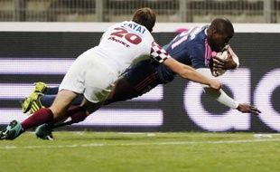 L'arrière du Stade Français Djibril Camara a écopé de six mois de suspension pour infraction aux règles antidopage en matière de localisation