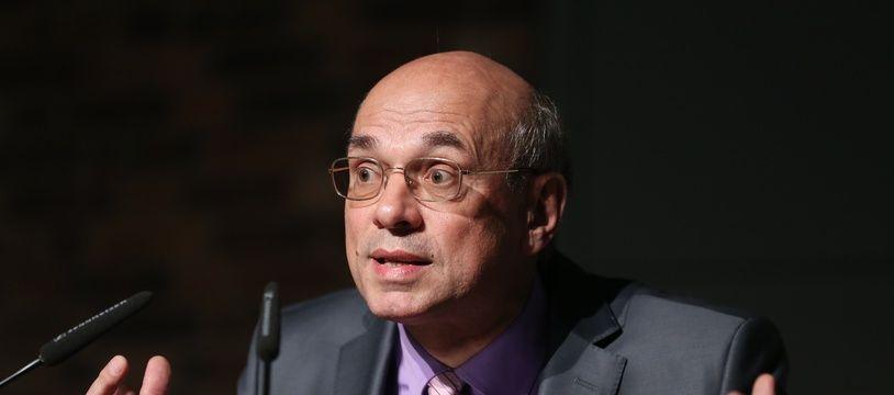 Jean-Luc Schaffhauser était candidat aux municipales de Strasbourg en 2014.