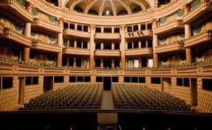 L'Opéra de Bordeaux.Photo : Sebastien Ortola
