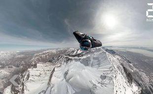 Un vol en Wingsuit comme si vous y étiez - Le Rewind