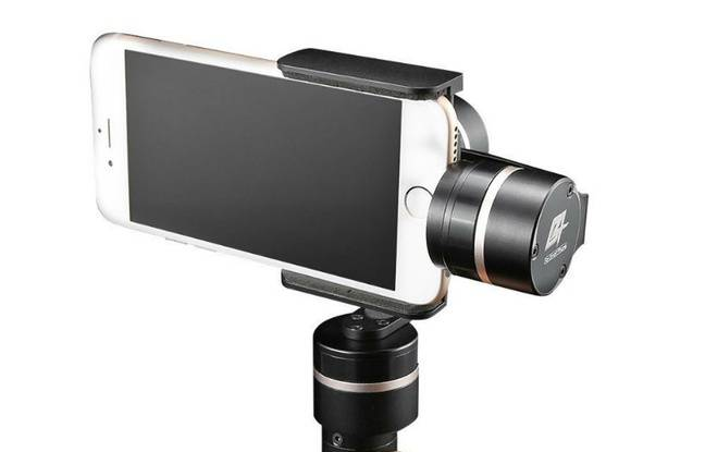 La perche stabilisée G4 Plus de Feiyu va réveiller les cinéastes qui sommeillent en tous les possesseurs de smartphones.