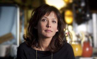 Sophie Marceau à Paris en mars 2011.