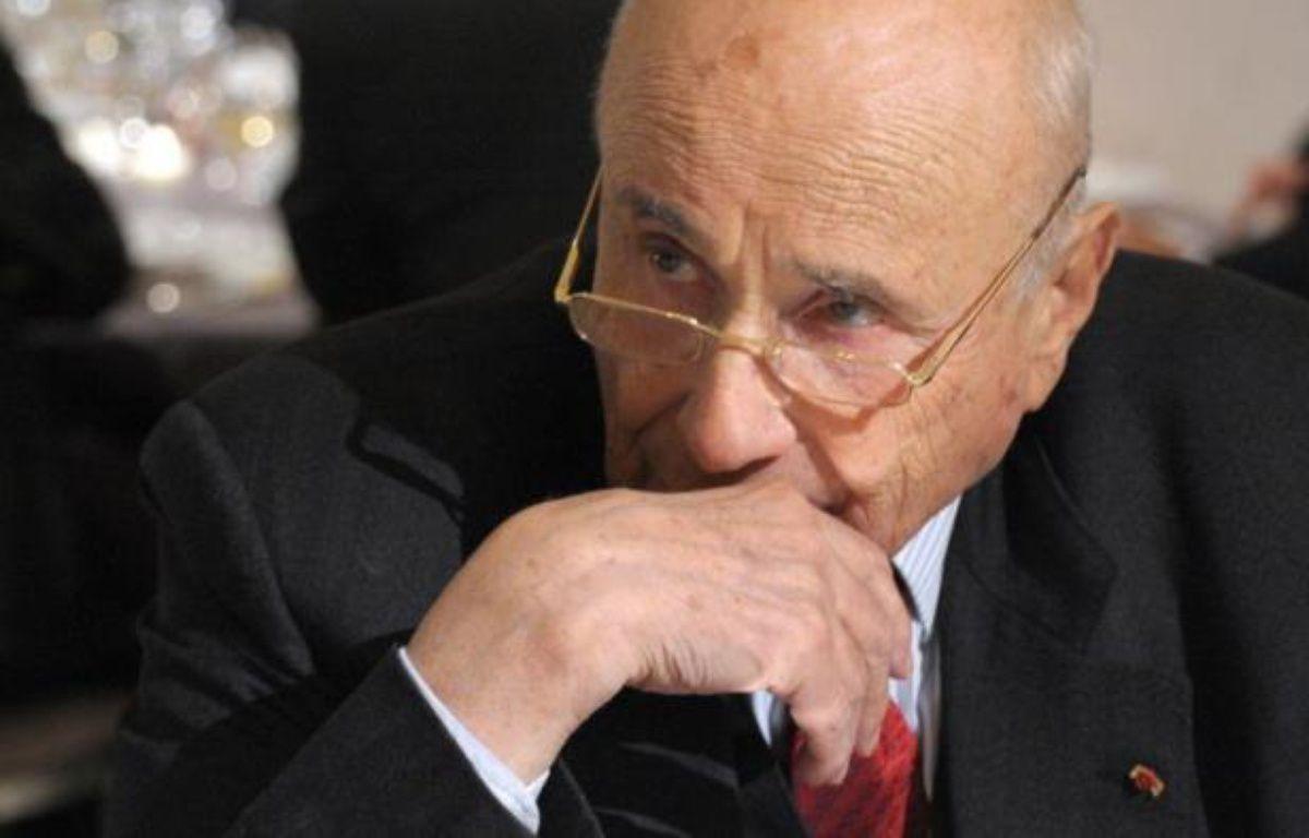 Antoine Bernheim, figure-clé du capitalisme français et ancien patron de l'assureur italien Generali, est décédé à l'âge de 87 ans, a confirmé mardi son entourage auprès de l'AFP. – Eric Piermont afp.com