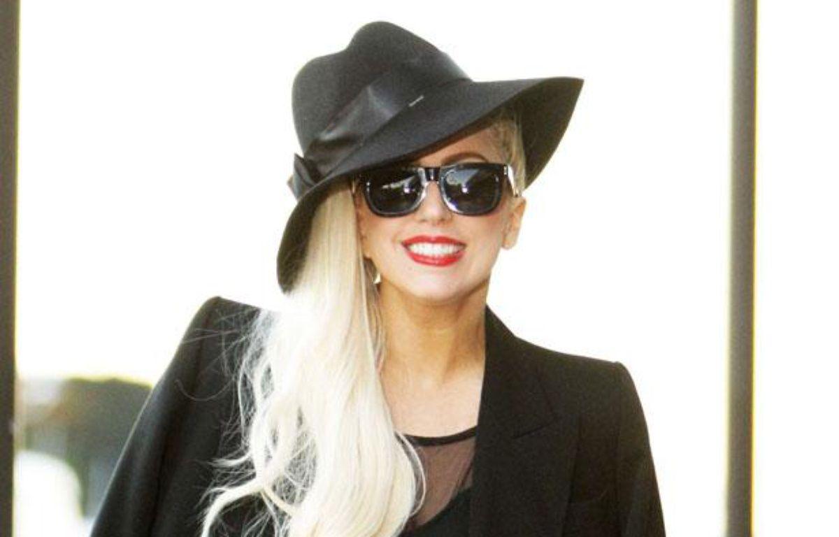 Lady Gaga àSydney en Australie le 18 juin 2012. – Craig Greenhill/Newspix/REX/SIPA