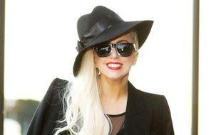 Lady Gaga àSydney en Australie le 18 juin 2012.