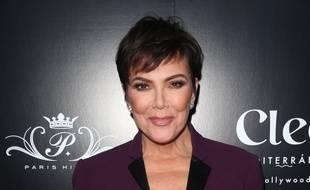La star de télé-réalité Kris Jenner