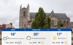 Météo Nantes: Prévisions du samedi 27 juin 2020