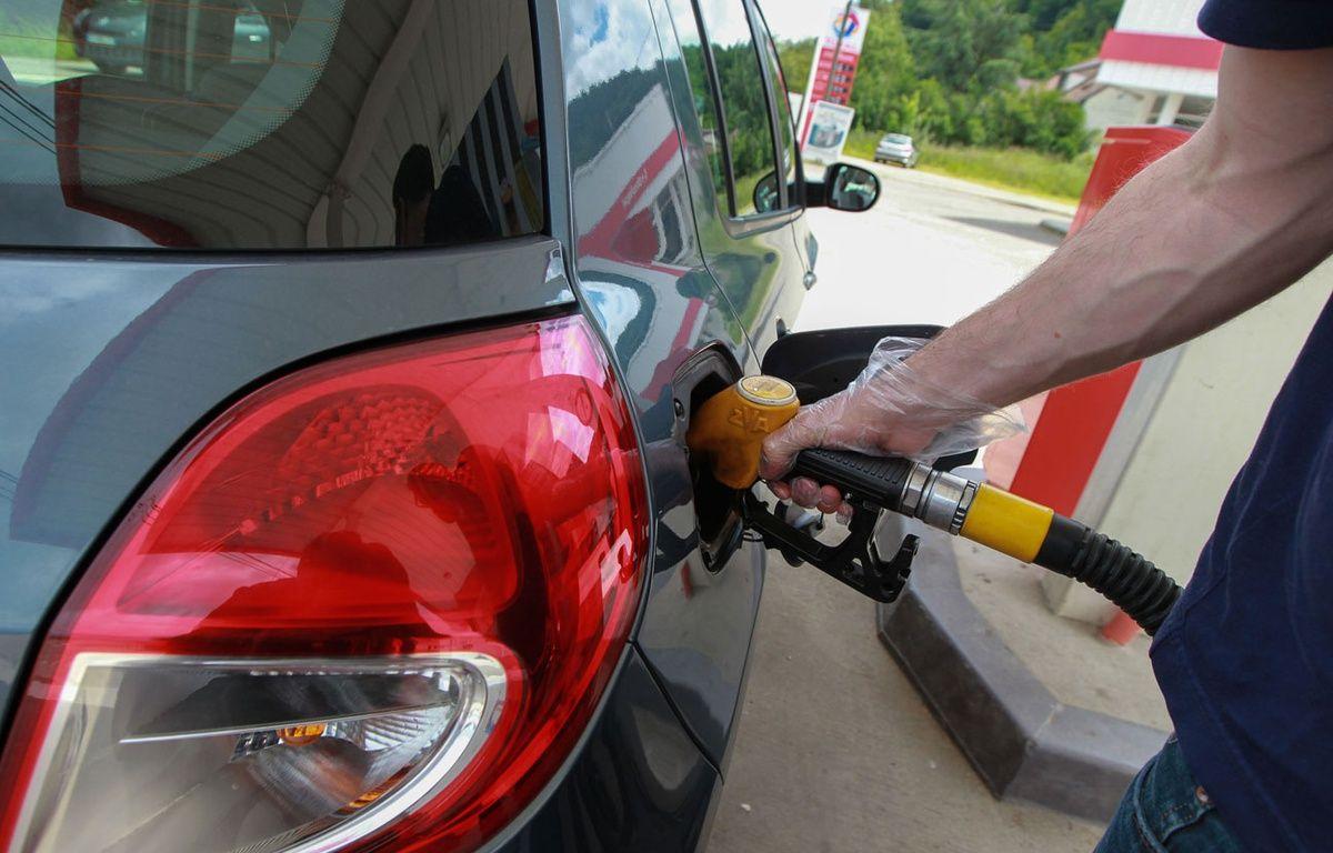 La baisse de la production pétrolière des pays membres de l'Opep devrait entraîner une hausse des prix à la pompe. – G.VARELA / 20MINUTES/SIPA