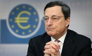Le président de la Banque centrale européenne (BCE) Mario Draghi a convenu mercredi qu'il avait espéré que les prêts massifs consentis ces derniers mois par l'institution aux banques européennes profiteraient plus rapidement à l'économie réelle.